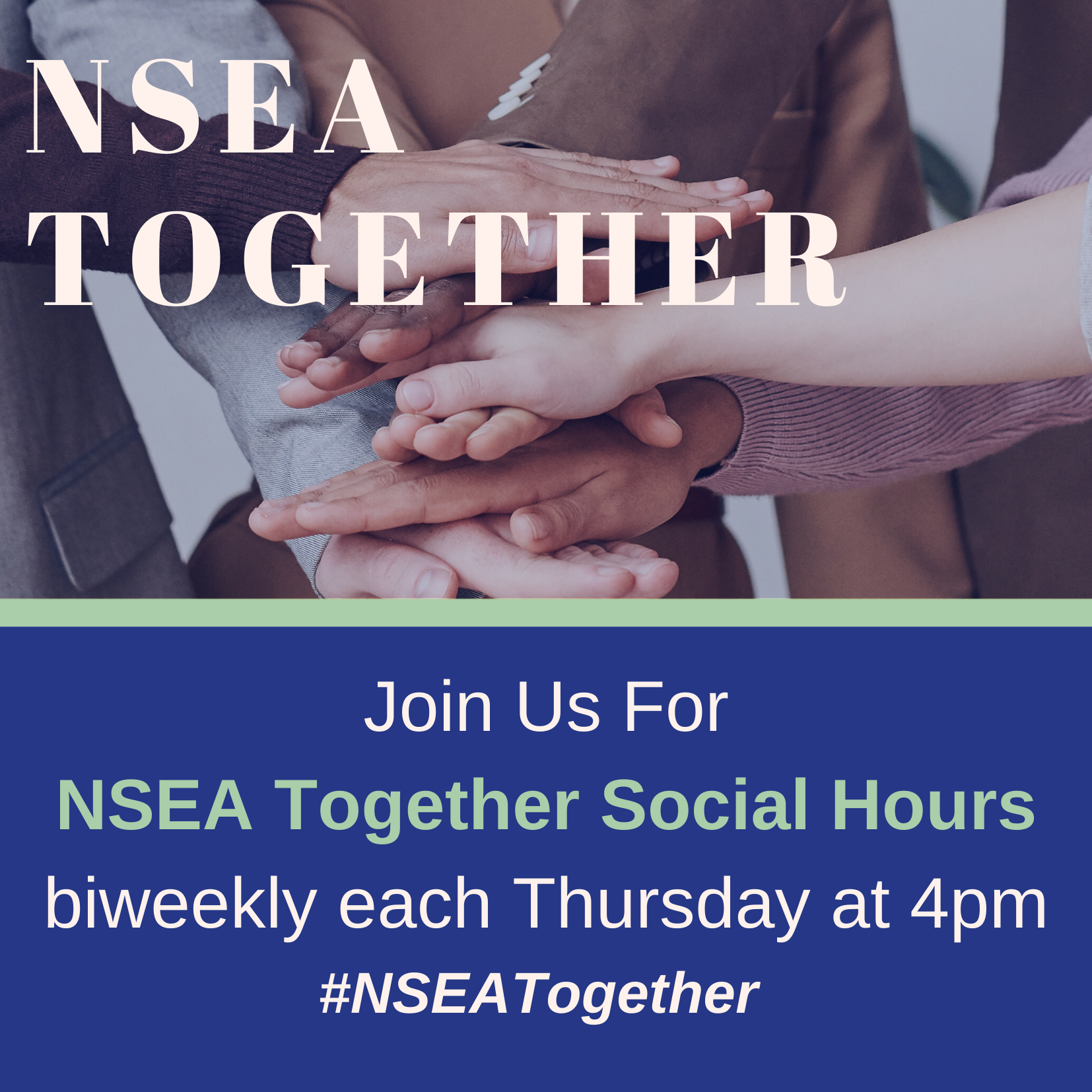 NSEA Social Hour Image